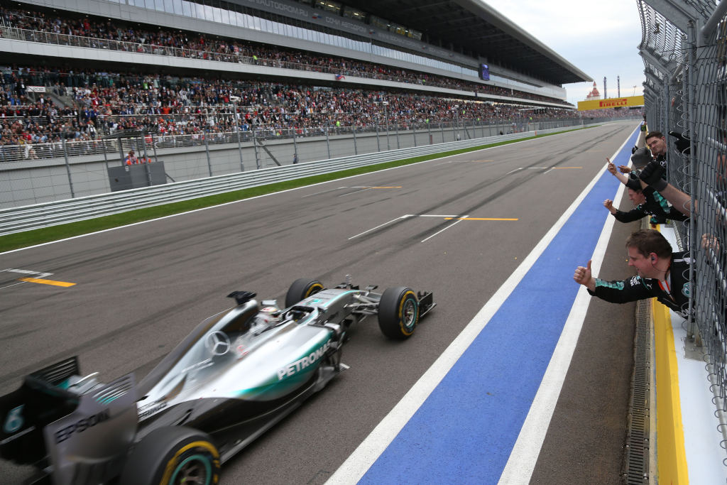 Russia: il punto Pirelli sul GP e il rinnovo