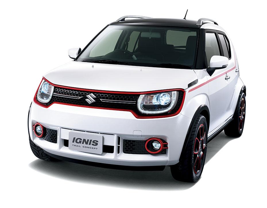 Il futuro Suzuki al Tokyo Motor Show