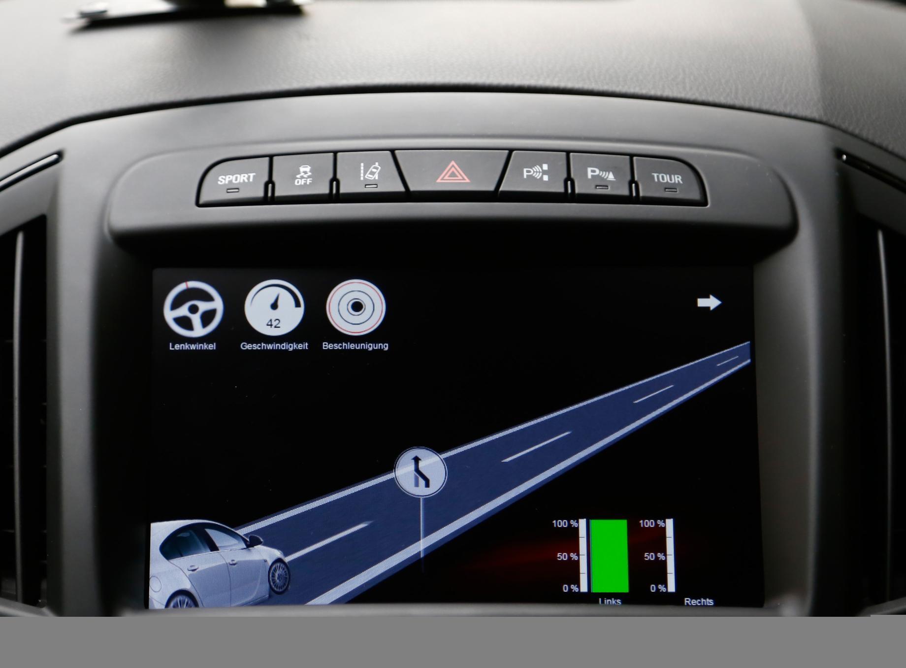Opel: la tecnologia per la guida urbana