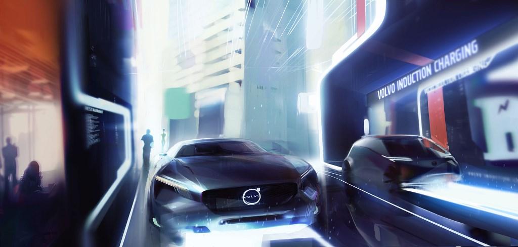 Volvo e la strategia di elettrificazione