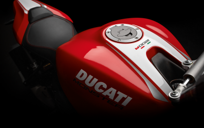"Ducati ""This is X"""
