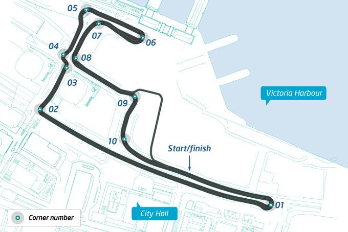 Formula E: nel 2017 arriva Hong Kong