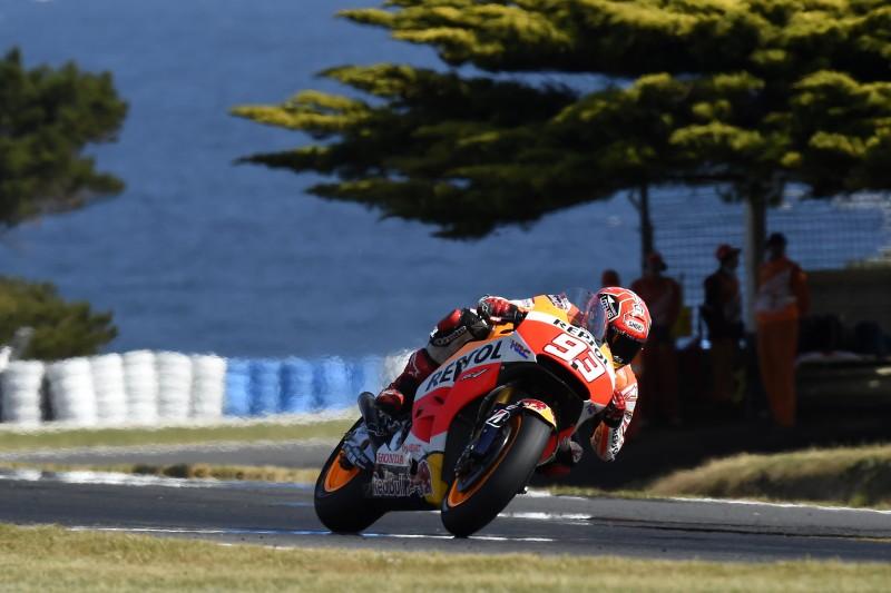 Australia: Marquez il più veloce del venerdì