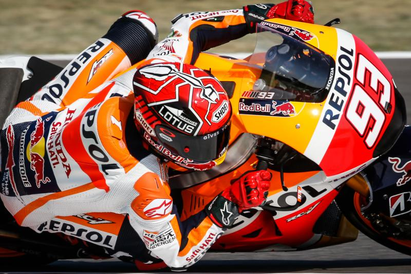Australia: Marquez vince all'ultima staccata