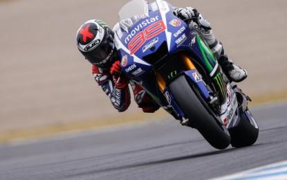 Giappone: Lorenzo soffia la pole a Rossi