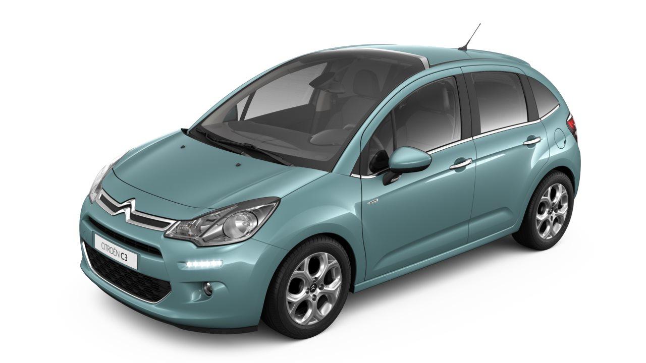 Citroën C3 si rinnova