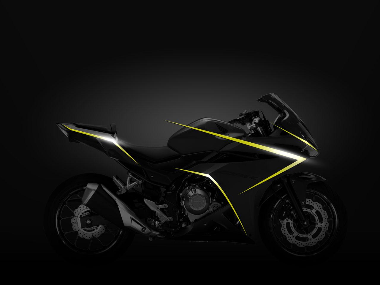 Nuova Honda CBR500R 2016