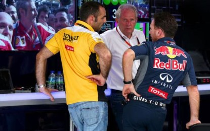 """Red Bull, Toro Rosso e i motori: """"O tutti o nessuno"""""""