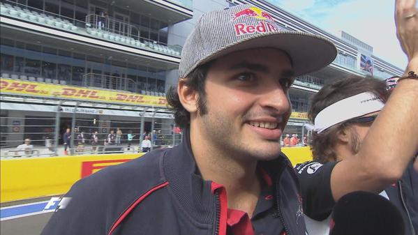 Russia: Carlos Sainz idoneo a correre