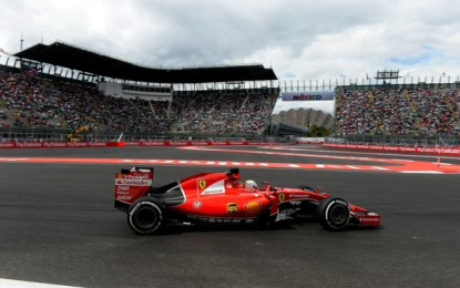 Messico: il punto Ferrari sulle libere