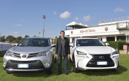 Toyota e Lexus Hybrid in Serie A