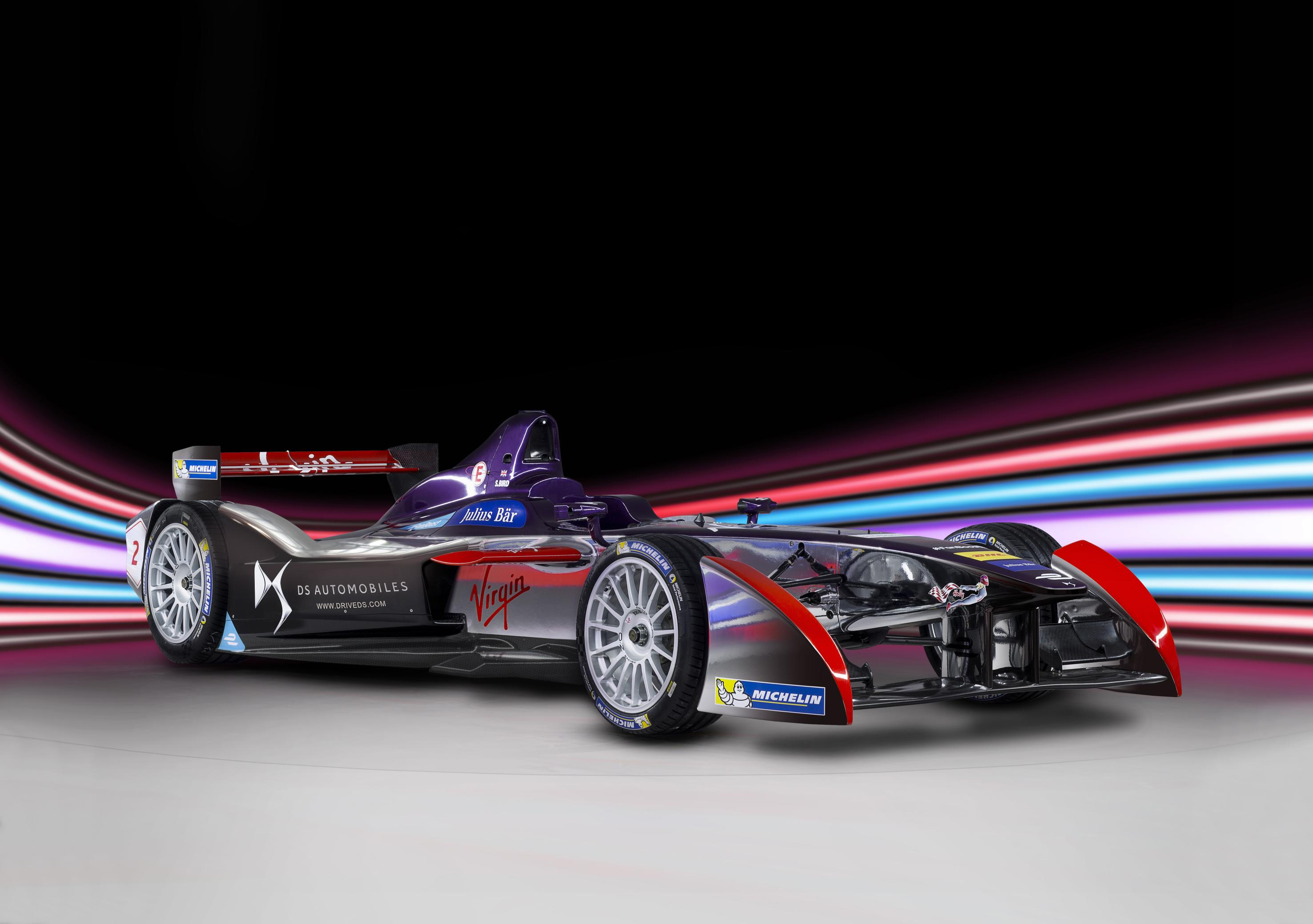 Formula E: DS Virgin Racing pronto