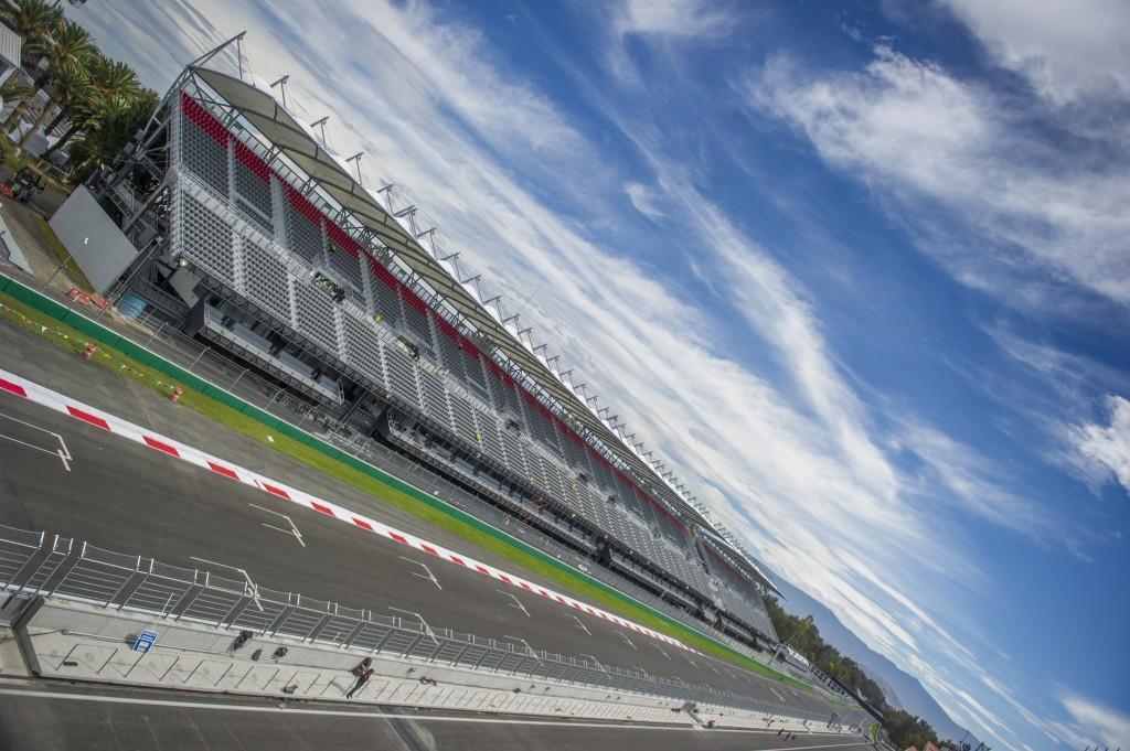 Messico: medium e soft per il ritorno della F1