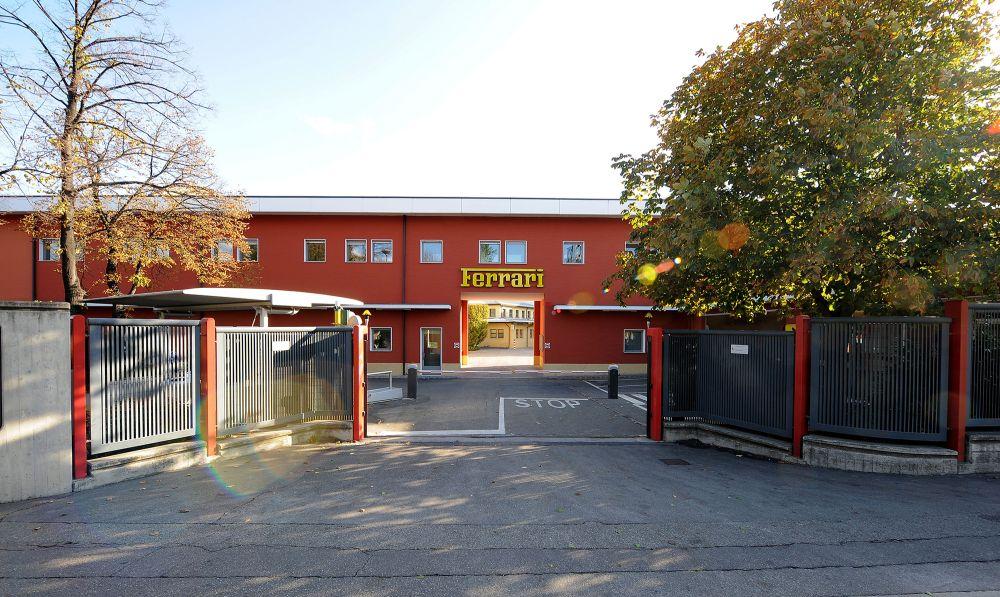 Nuova ISO 9001 a Ferrari