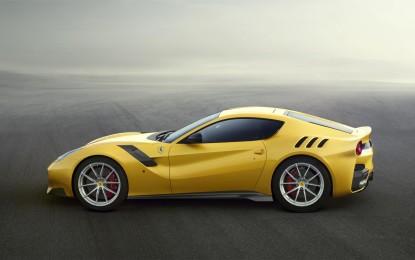 Ferrari F12tdf nuova serie speciale