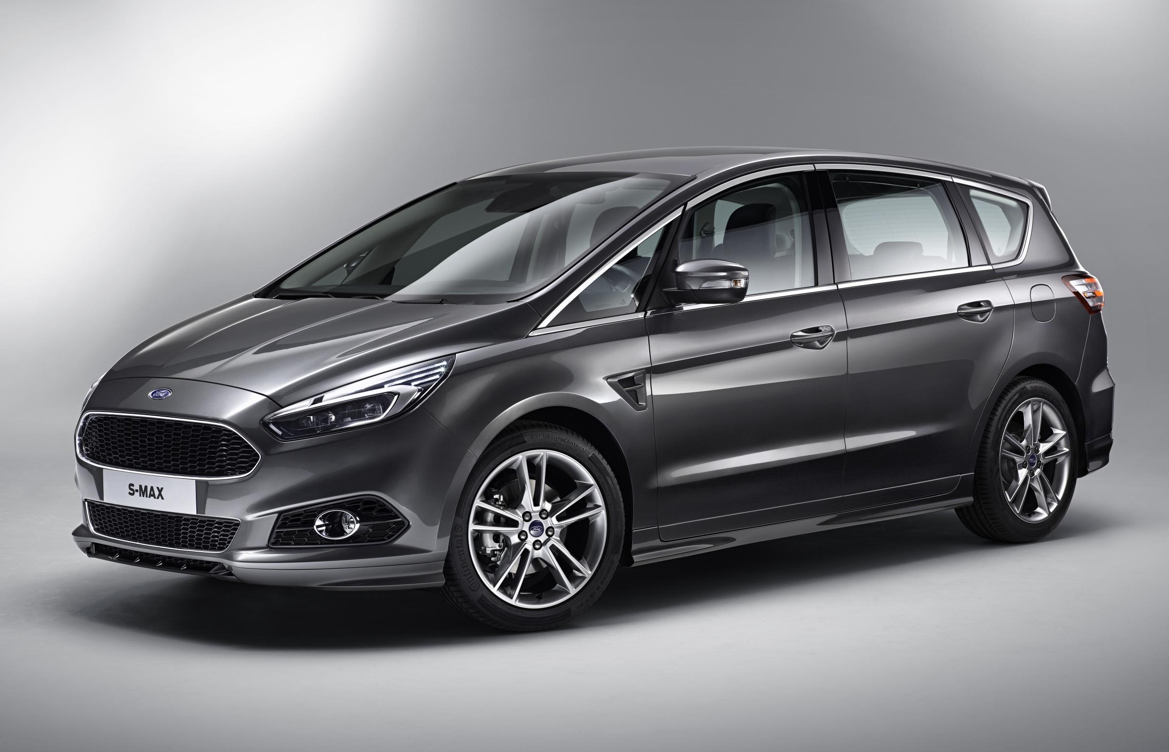 Ford Italia a #ForumAutomotive con S-MAX