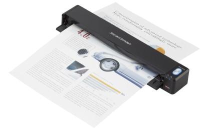 Scanner wireless ScanSnap iX100 Fujitsu