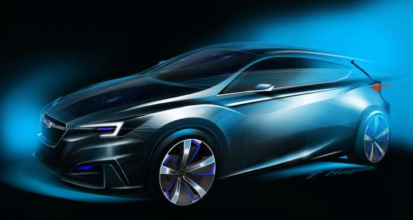 Subaru a Tokyo: due concept e altre novità