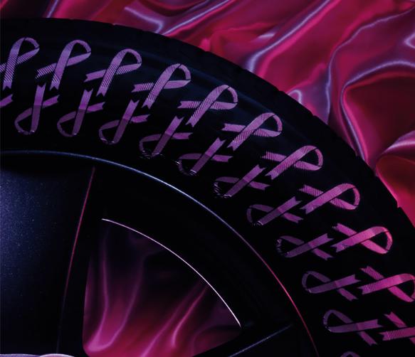 Bridgestone in rosa per LILT
