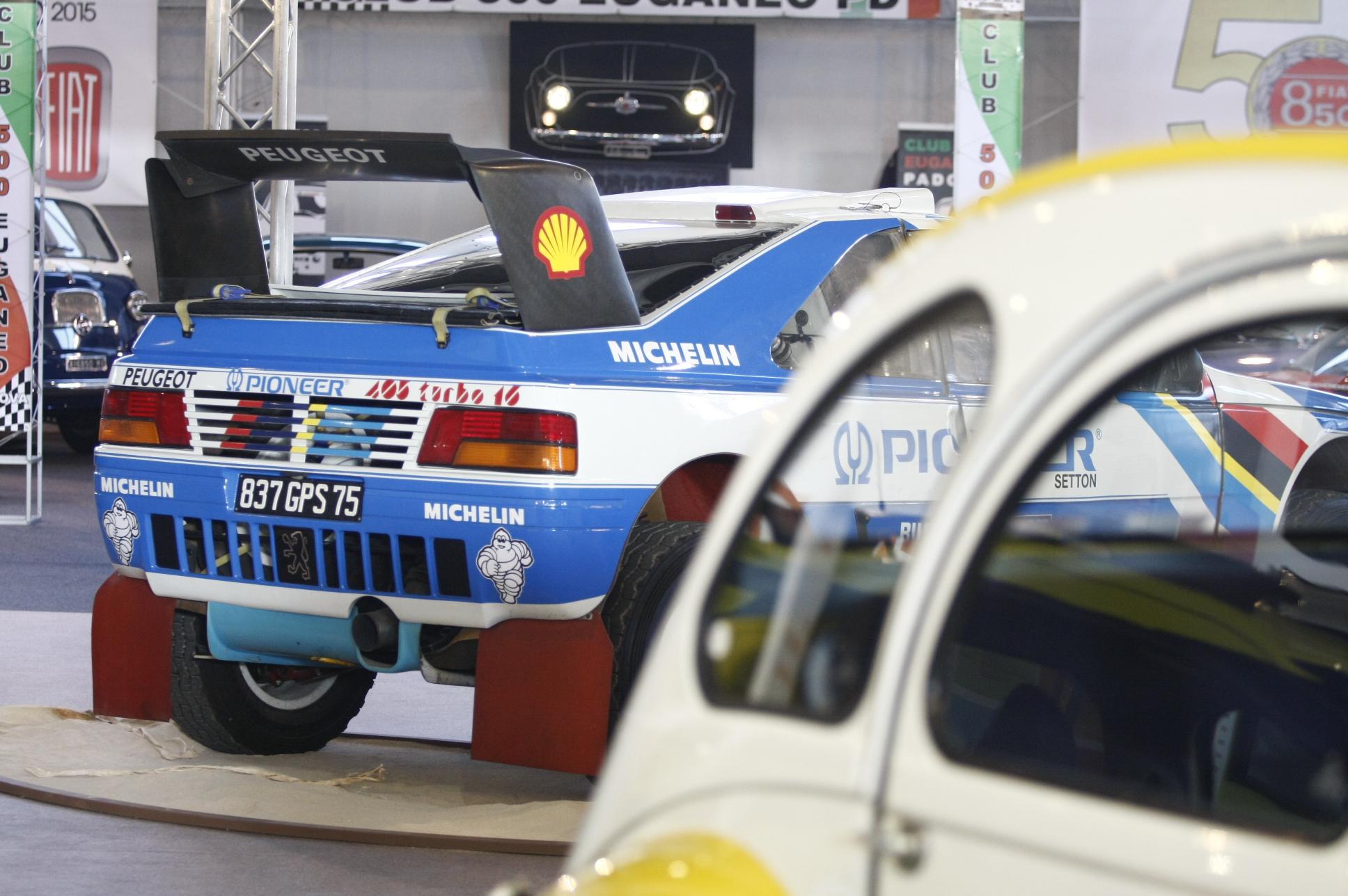 Auto e Moto d'Epoca: inaugurata la 32° edizione