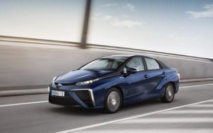Toyota Mirai nel mondo della scienza