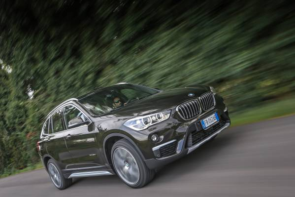 BMW X1: Open Week End da record