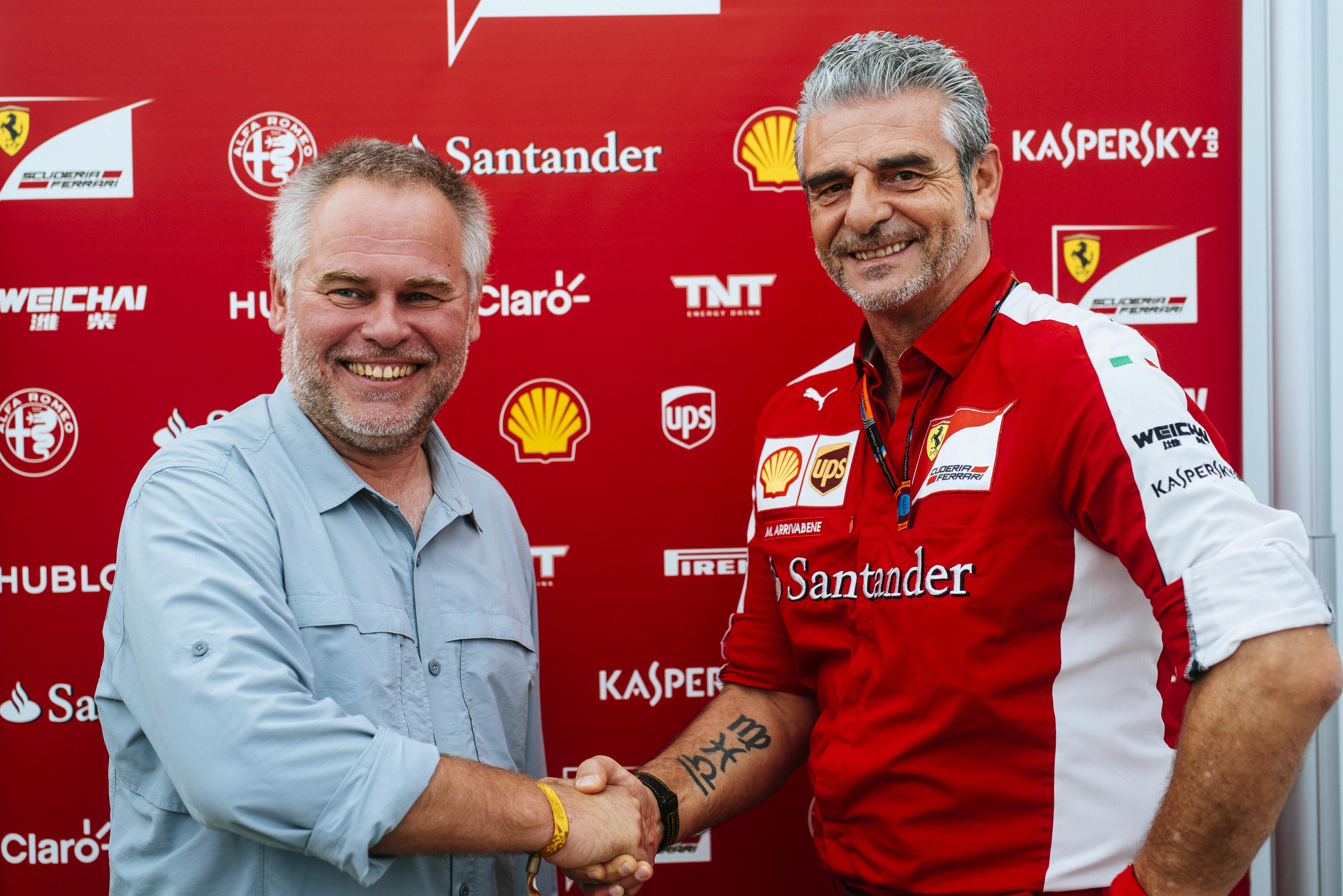 Ferrari e Kaspersky Lab: rinnovo