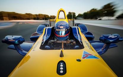 Renault partner del Paris ePrix