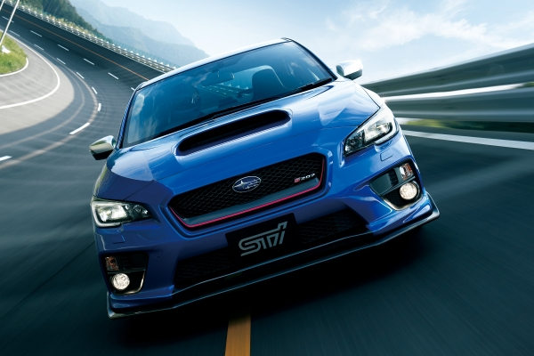 Subaru WRX STI S207 Limited Edition