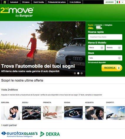 2ndMove.it: l'usato dal noleggio