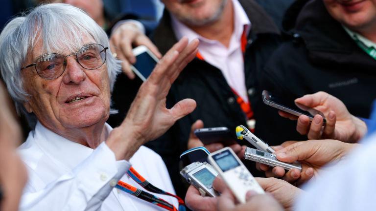 Ecclestone: cambio di proprietà per la F1