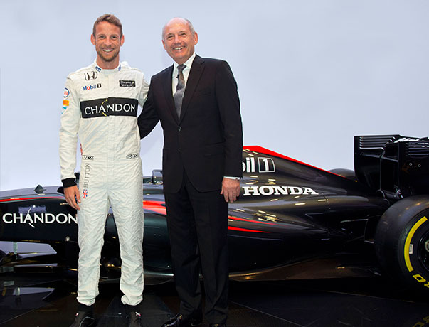 McLaren-Honda conferma Jenson Button