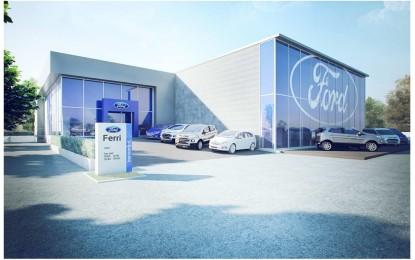 A Rimini nasce il FordStore Ferri