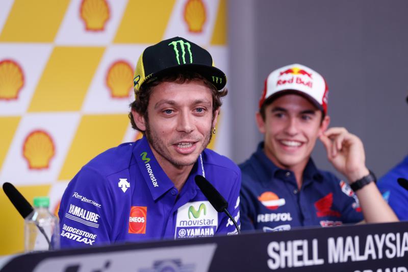 "Rossi: ""Marquez preferisce Lorenzo"""