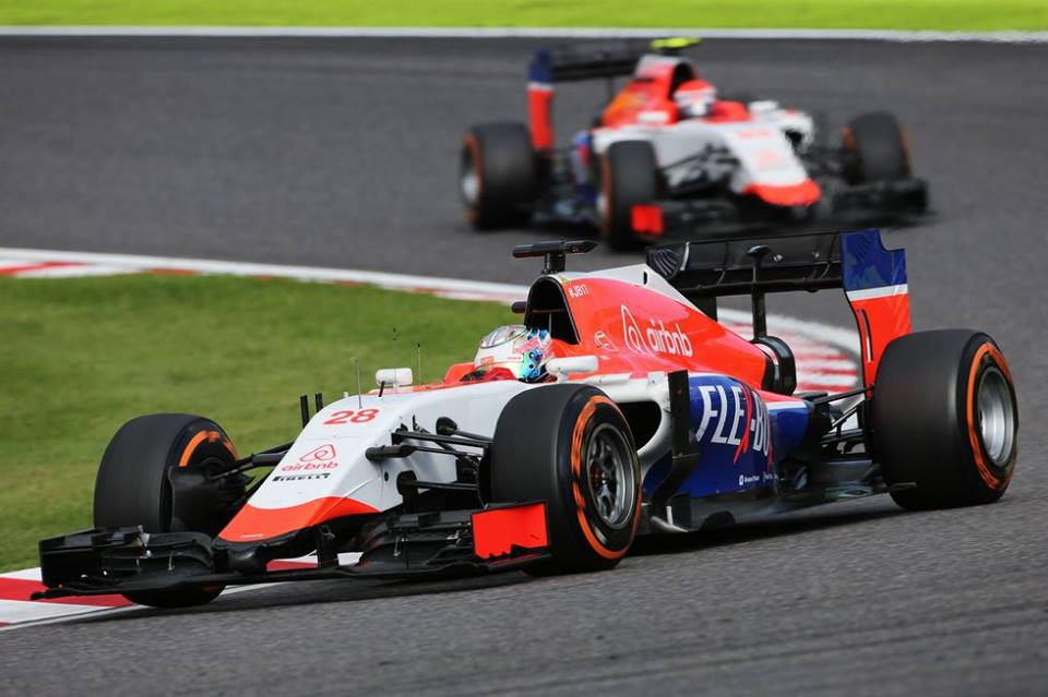 Manor con Mercedes dal 2016