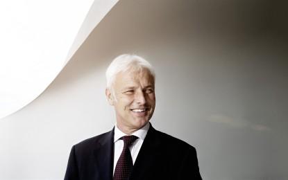Matthias Müller e i prossimi passi del Gruppo VW