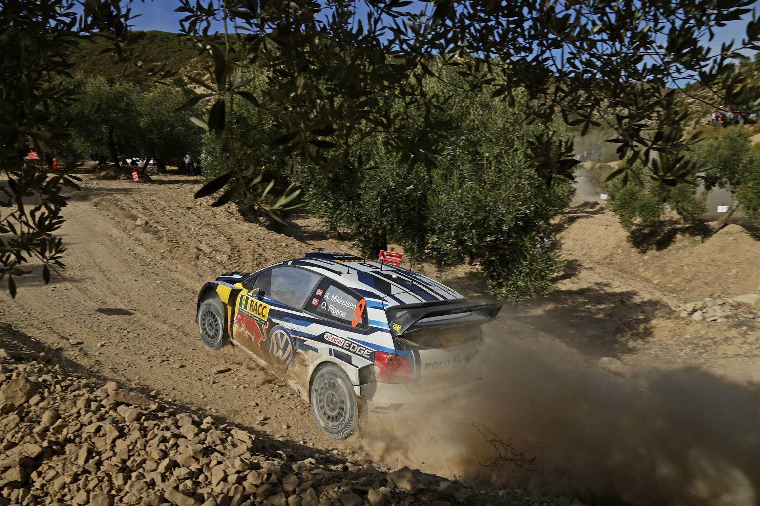 Spagna: prima vittoria per Mikkelsen nel WRC