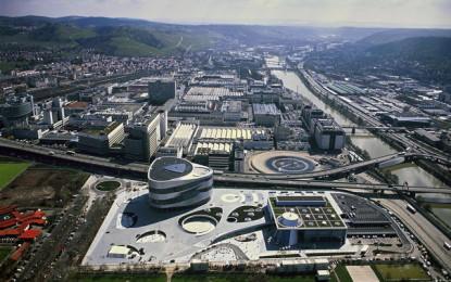 Daimler: tirocinio per i rifugiati