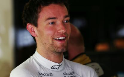 Lotus sceglie Jolyon Palmer per il 2016