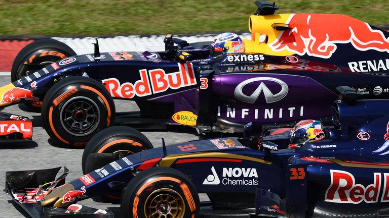 Sainz: Toro Rosso può battere la RBR nel 2016