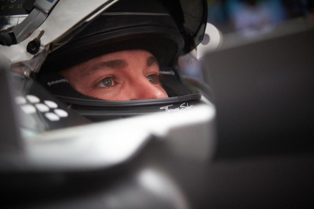 """Rosberg: """"Lotto contro Lewis, non Vettel"""""""