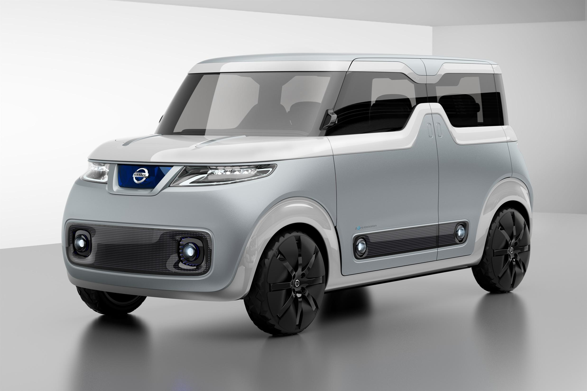 Nissan Teatro for Dayz: concept di design