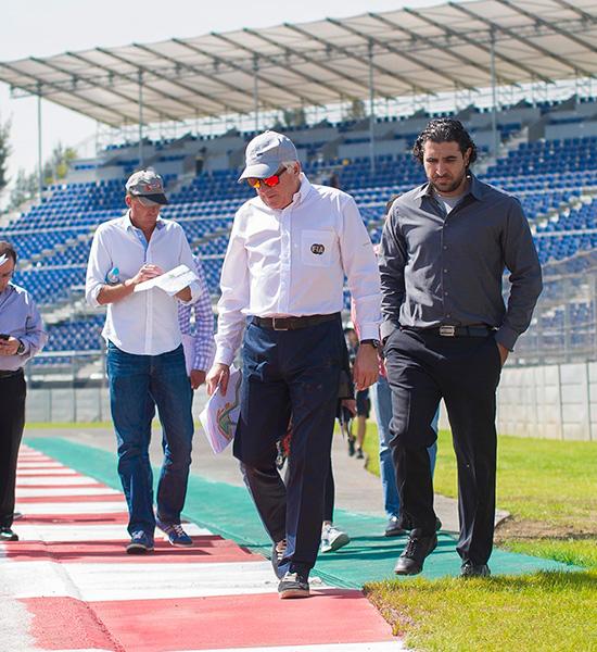 Messico: la FIA approva il circuito