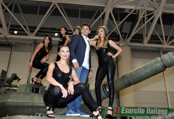 Fisichella inaugura Supercar