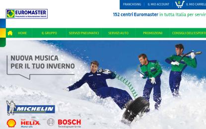 Euromaster e Michelin per un inverno sicuro