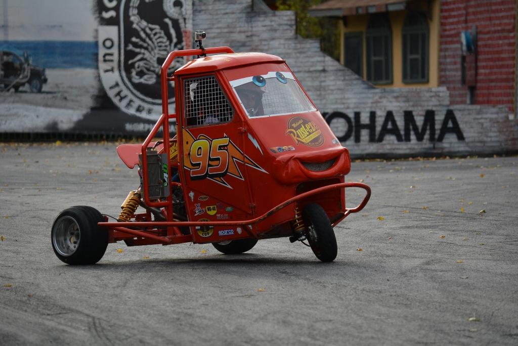 """Xtreme Racing Xperience"" a Mirabilandia"