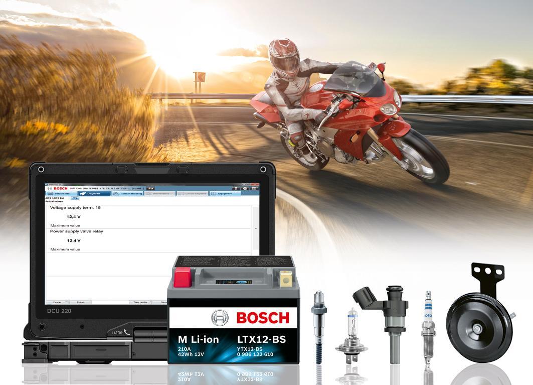 Bosch: tutte le novità a Eicma