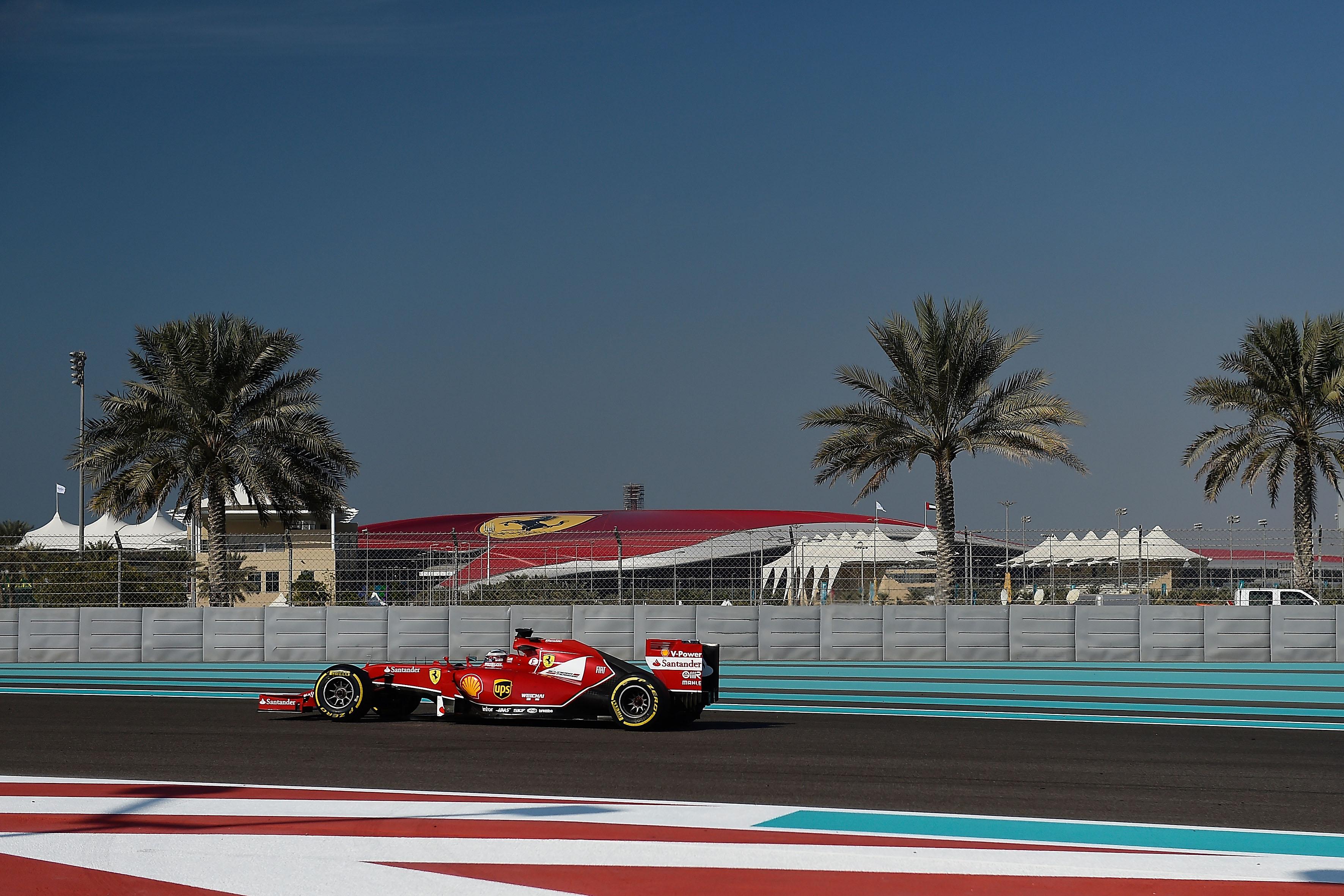 Abu Dhabi: Scuderia Ferrari pronta!