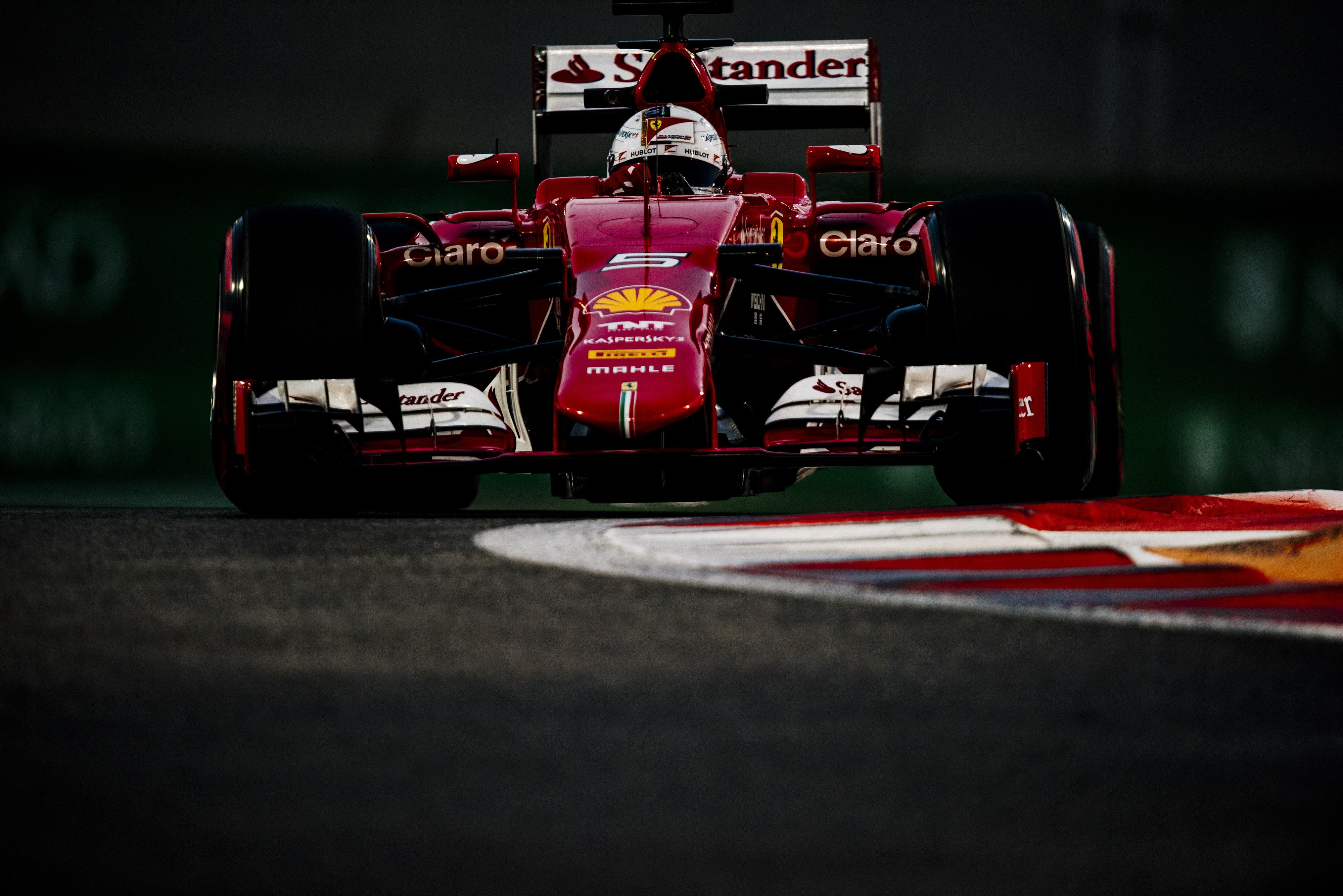 Abu Dhabi: il punto Ferrari sulle libere