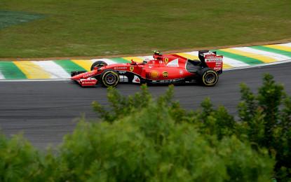 Brasile: il punto Ferrari sulle qualifiche
